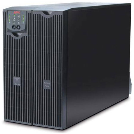 ИБП ИБП APC Smart-UPS RT 8000VA, производитель American Power Conversion (APC, США) - фото №1