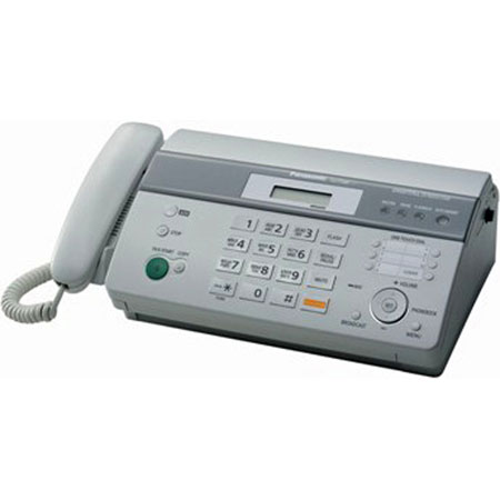 Факсы Факс Panasonic KX-FT988UA-W White, производитель Panasonic Corporation (Япония) - фото №1