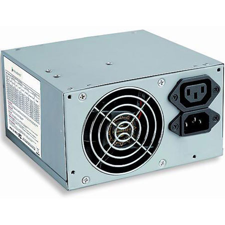 Корпуса Gembird 500W CE PFC CCC-PSU6X Low noise dual fan, производитель Gembird - фото №1