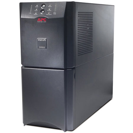 ИБП ИБП APC Smart-UPS 3000VA, производитель American Power Conversion (APC, США) - фото №1