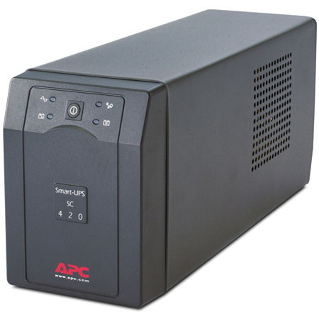 ИБП ИБП APC Smart-UPS SC 420VA, производитель American Power Conversion (APC, США) - фото №1