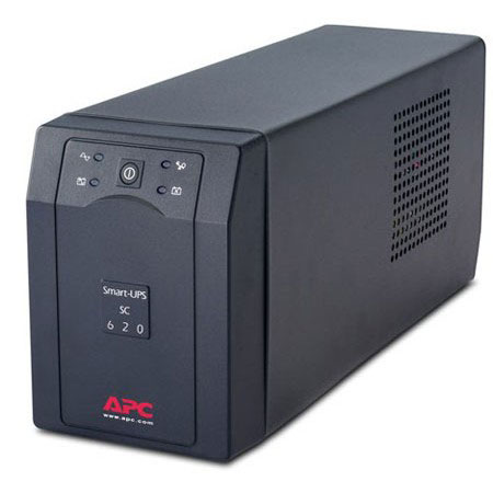 ИБП ИБП APC Smart-UPS SC 620VA, производитель American Power Conversion (APC, США) - фото №1