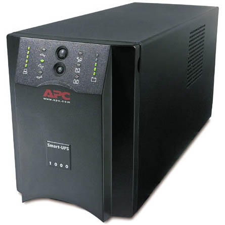 ИБП ИБП APC Smart-UPS 1000VA USB, производитель American Power Conversion (APC, США) - фото №1