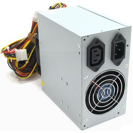 Корпуса Gembird 650W CE PFC CCC-PSU8X Low noise dual fan, производитель Gembird - фото №1
