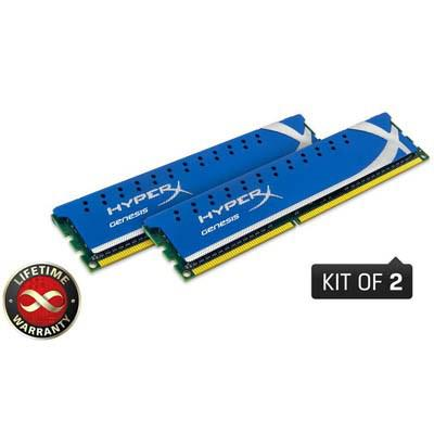 Модули памяти Kingston DDR-III 4096 Mb 1600 MHz PC3-12800 HyperX, производитель Kingston Technology Company, Inc. (США) - фото №1