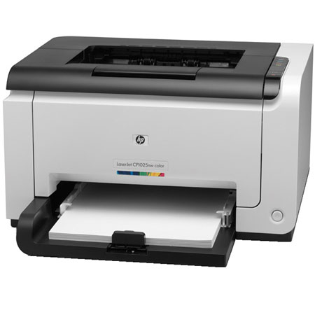 Принтеры, МФУ HP Принтер A4 HP Color LaserJet CP1025nw Wi-Fi, производитель Hewlett-Packard (HP, США) - фото №1