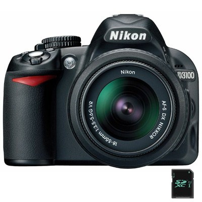 Фотоаппараты Nikon D3100 kit AF-S DX 18-105mm VR, производитель Nikon Corporation (Япония) - фото №1