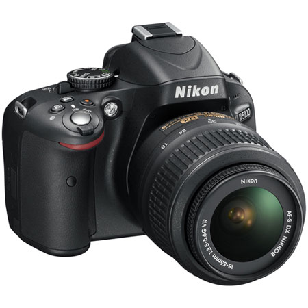 Фотоаппараты Nikon D5100 kit AF-S DX 18-55mm VR, производитель Nikon Corporation (Япония) - фото №1