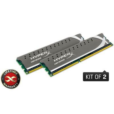 Модули памяти Kingston DDR-III 8192 Mb 1600 MHz PC3-12800 HyperX, производитель Kingston Technology Company, Inc. (США) - фото №1