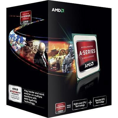 Процессоры AMD A6-5400K X2 FM2 3.6 GHz-4 Mb-65W BOX, производитель Advanced Micro Devices, Inc. (AMD, США) - фото №1