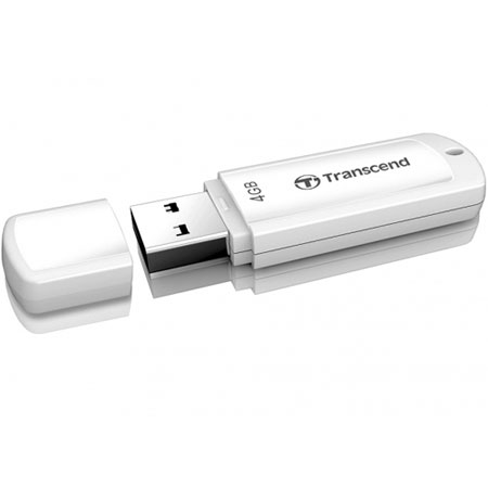 Flash-память USB Flash-память USB Transcend JetFlash 4Gb 370, производитель Transcend Information, Inc. (Тайвань) - фото №1
