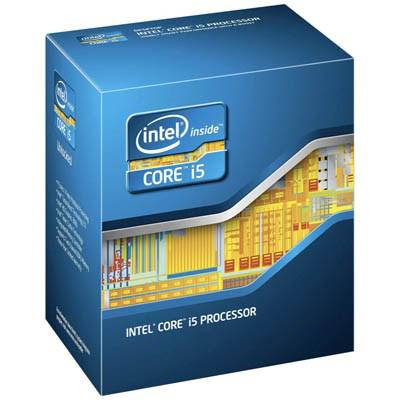 Процессоры Intel Core i5 3570 3.4 GHz-6 Mb-77W-S1155 BOX, производитель Intel Corporation (США) - фото №1