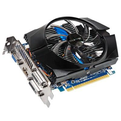 Видеокарты PCIeX Gigabyte Gece GTX650 2048Mb OverClock GDDR 5, производитель GIGABYTE Technology (Тайвань) - фото №1