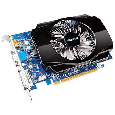 Видеокарты PCIeX Gigabyte Gece GT630 2048Mb DDR III 128 Bit, производитель GIGABYTE Technology (Тайвань) - фото №1