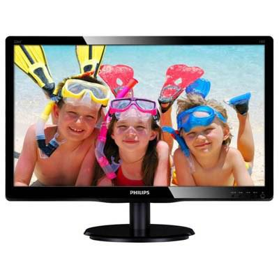 Мониторы Монитор TFT Philips 18.5in 196V4LSB2 LED 5мс D-Sub, производитель Koninklijke Philips N.V. (Нидерланды) - фото №1
