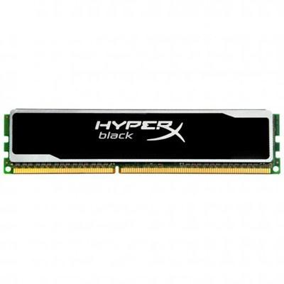 Модули памяти Kingston DDR-III 8192 Mb 1600 MHz PC3-12800 HyperX Black, производитель Kingston Technology Company, Inc. (США) - фото №1