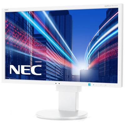 Мониторы Монитор Nec 22in MultiSync EA223WM white, производитель NEC Corporation (Япония) - фото №1
