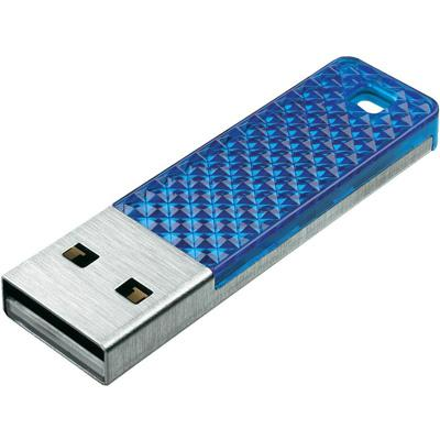 Flash-память USB Flash-память USB SanDisk 16Gb Cruzer Facet blue, производитель SanDisk Corporation (США) - фото №1