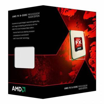 Процессоры AMD FX-8320 X8 AM3, производитель Advanced Micro Devices, Inc. (AMD, США) - фото №1