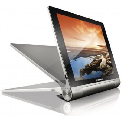 Планшеты, КПК Lenovo IdeaTab B6000 Yoga Tablet 8 3G 16GB Silver, производитель Lenovo Group Limited (США) - фото №1