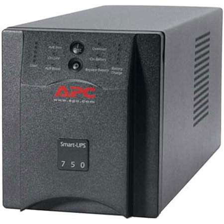 ИБП ИБП APC Smart-UPS 750VA, производитель American Power Conversion (APC, США) - фото №1