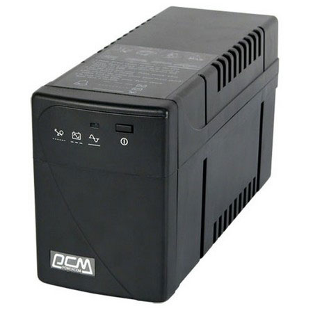 ИБП Powercom ИБП PowerCom BNT-800AP Back Pro USB, производитель PowerCom - фото №1