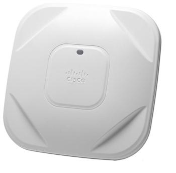 Оборудование Wi-Fi Cisco 802.11a-g-n Ctrlr-based AP Int Ant E, производитель Cisco Systems, Inc. (США) - фото №1