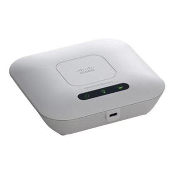 Оборудование Wi-Fi Cisco SB WAP121 Single Radio 802.11n Access Point w-PoE, производитель Cisco Systems, Inc. (США) - фото №1