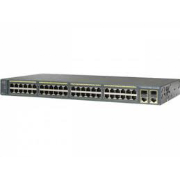 Коммутаторы Cisco Коммутатор Cisco Catalyst 2960S 48 GigE 2 x SFP LAN Lite, производитель Cisco Systems, Inc. (США) - фото №1