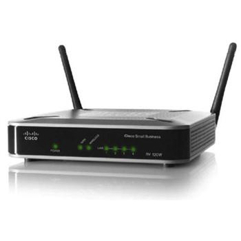 Маршрутизаторы Cisco Cisco SB RV120W Wireless N VPN Firewall, производитель Cisco Systems, Inc. (США) - фото №1
