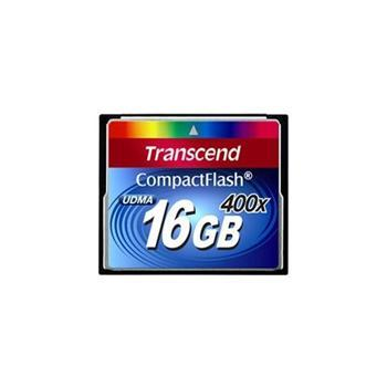 SD card Карта памяти Transcend 16 Gb CF, производитель Transcend Information, Inc. (Тайвань) - фото №1