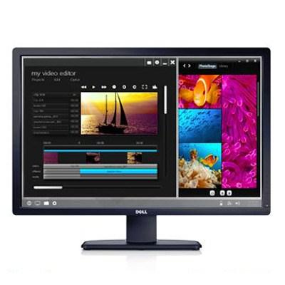 Мониторы Монитор Dell 30in UltraSharp U3014 Black, производитель Dell, Inc. (США) - фото №1