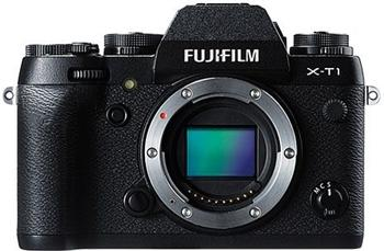 Фотоаппараты Цифр фотокамера Fujifilm X-T1 body Black, производитель Fujifilm - фото №1