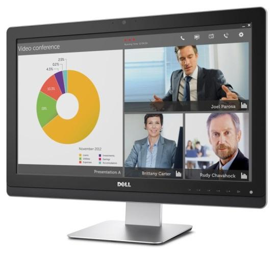 Мониторы Монитор LCD DELL 27in UZ2715H, производитель Dell, Inc. (США) - фото №1
