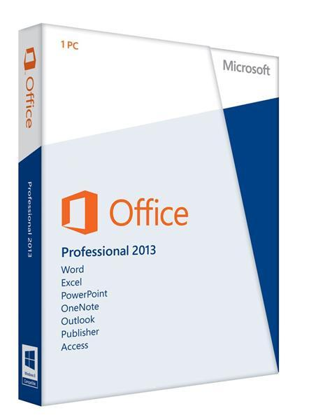 Разное ПО ПО Microsoft Office Pro 2013 32-64 English DVD, производитель Microsoft Corporation (США) - фото №1