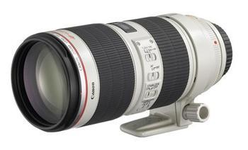 Объективы Объектив Canon EF 70-200mm f-2.8L IS II USM, производитель Canon Inc. (Япония) - фото №1