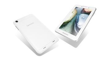 Планшеты, КПК Lenovo A3000 White 7inIPS-1.2GHz -1GB- 16GB-WiFi-BT-3G, производитель Lenovo Group Limited (США) - фото №1