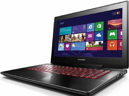 Ноутбуки Lenovo IdeaPad Y50-70 15.6 Full HD-Intel I7-4710HQ, производитель Lenovo Group Limited (США) - фото №1