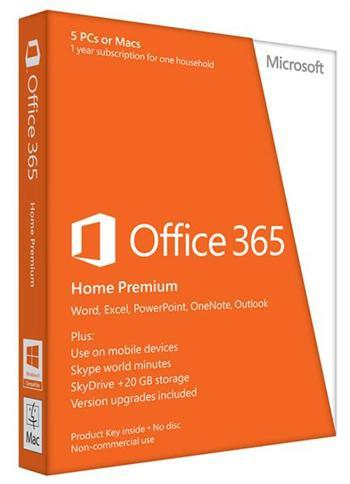 Разное ПО ПО Microsoft Office365 Home Prem 32-64 Ukrainian Subscr, производитель Microsoft Corporation (США) - фото №1
