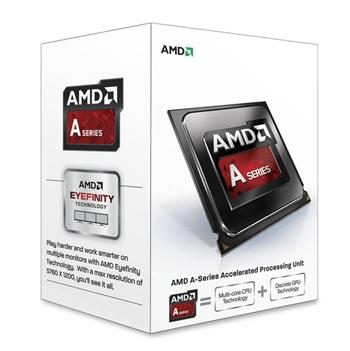 Процессоры AMD A4-4020 3.2Gh 1MB 2xCore HD7480D Richland 65W sFM2, производитель Advanced Micro Devices, Inc. (AMD, США) - фото №1