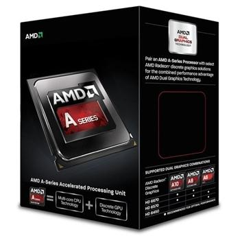 Процессоры AMD A6-6420K 4.0Gh 1MB 2xCore HD8470D Richland 65W sFM2, производитель Advanced Micro Devices, Inc. (AMD, США) - фото №1