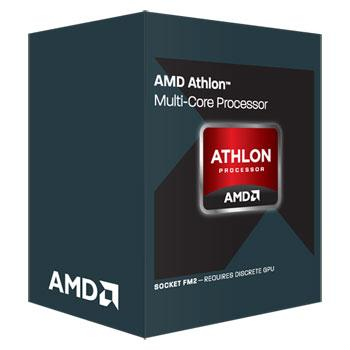 Процессоры AMD Athlon II X4 750K 3.4Gh 4MB Trinity 100W sFM2, производитель Advanced Micro Devices, Inc. (AMD, США) - фото №1