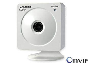 IP-Камера Panasonic 640x480 30fps ONVIF with power supply, производитель Panasonic Corporation (Япония) - фото №1