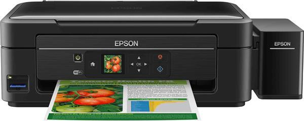 Принтер Epson МФУ А4 Epson Expression Home XP-423 c WI-FI, производитель Seiko Epson Corporation (Япония) - фото №1