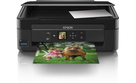 Принтер Epson МФУ А4 Epson Expression Home XP-323 c WI-FI, производитель Seiko Epson Corporation (Япония) - фото №1