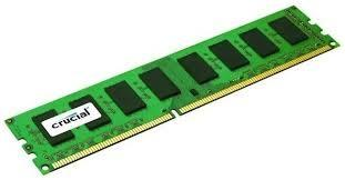 Модули памяти Память Micron Crucial DDR3 1600 ECC 8GB Unbuffered, производитель MICRON - фото №1