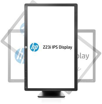 Мониторы Монитор TFT HP 23 Z23i IPS LED, производитель Hewlett-Packard (HP, США) - фото №1