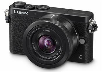 Фото, Видео Цифр фотокамера Panasonic DMC-GM1 Kit 12-32mm Black, производитель Panasonic Corporation (Япония) - фото №1