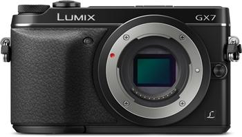 Фотоаппараты Цифр фотокамера Panasonic DMC-GX7 Body, производитель Panasonic Corporation (Япония) - фото №1