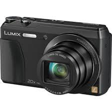 Фотоаппараты Цифр фотокамера Panasonic LUMIX DMC-TZ55 Black, производитель Panasonic Corporation (Япония) - фото №1